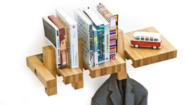 Fusillo Book Shelf