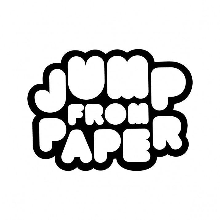 JumpFromPaper Logo