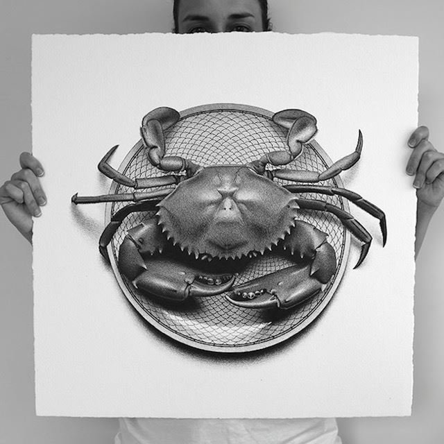 50-Foods-Photorealistic-Illustrations-in-50-Days_0