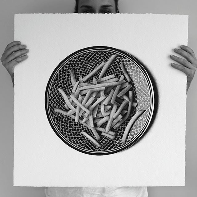 50-Foods-Photorealistic-Illustrations-in-50-Days_2