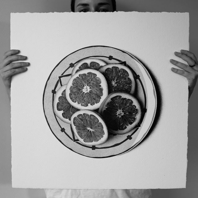 50-Foods-Photorealistic-Illustrations-in-50-Days_8