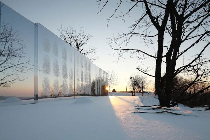 隱形住宅建築