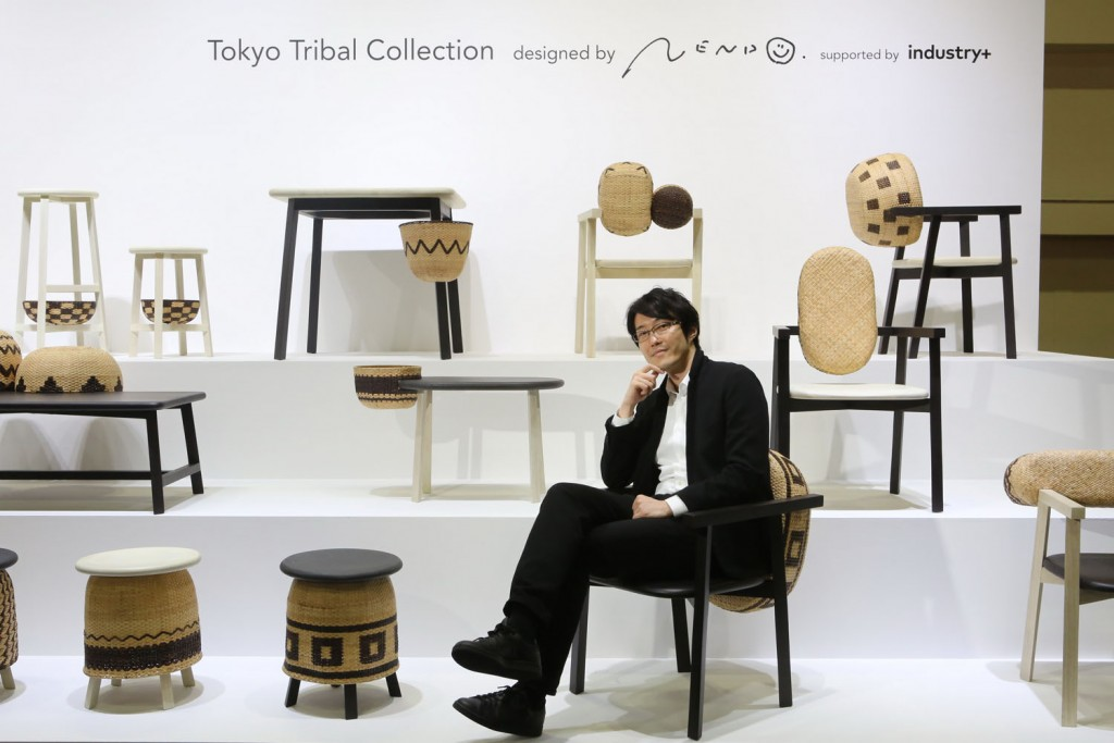 Oki Sato of Nendo and Tokyo Tribal Collection_M&O Asia 2015-AR5D7839m