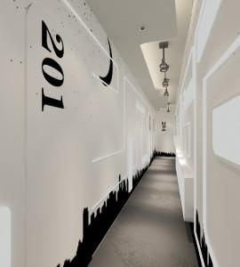 2-4F房間走廊(B)