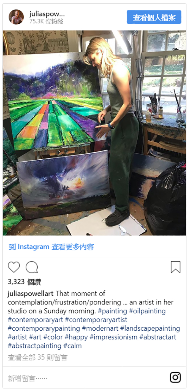 ig artist藝術家