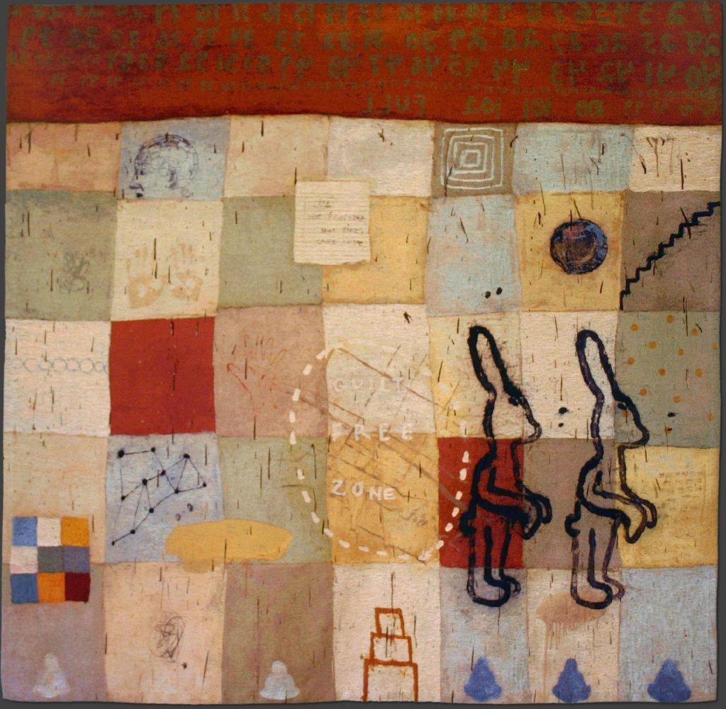 藍騎士壁毯藝術展