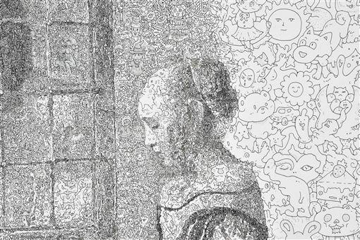 多納藝術‧佐垣慶多《我的女孩》展