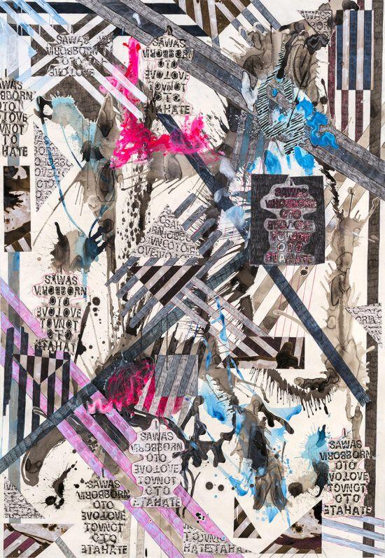 基努李維,女友,為愛而生,Alexandra Grant , BORN TO LOVE, grantLOVE,藝術家,慈善,平權運動,女權運動,希臘悲劇,安提戈涅,女孩女孩,城市美學新態度