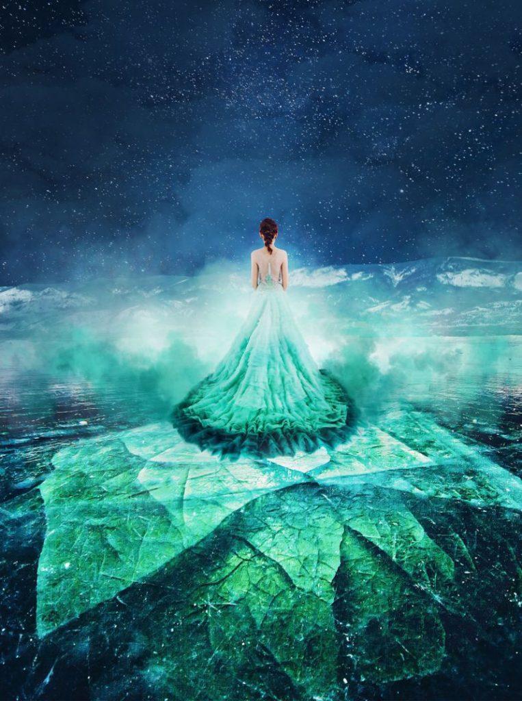 俄羅斯攝影師,自然攝影,貝加爾湖,冰雪奇緣,魔幻童話,藝術,城市美學新態度