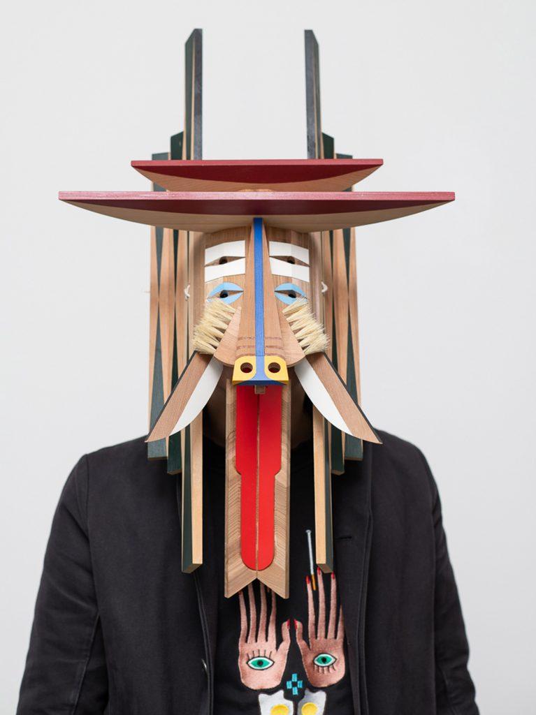 面具,偽裝,口罩,材質,設計師,2019倫敦設計節,藝術,城市美學新態度