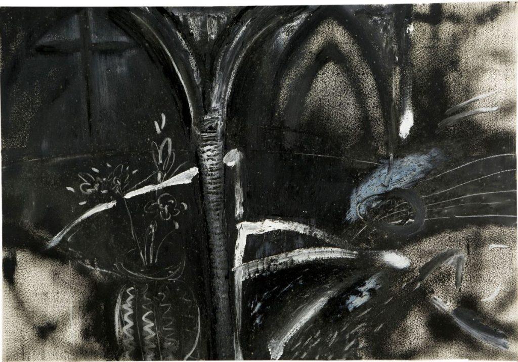 王嘉驥,抽象,藝術,江賢二,古典樂,旬白克,巴黎聖母院,台灣,台東,臺北市立美術館,城市美學新態度