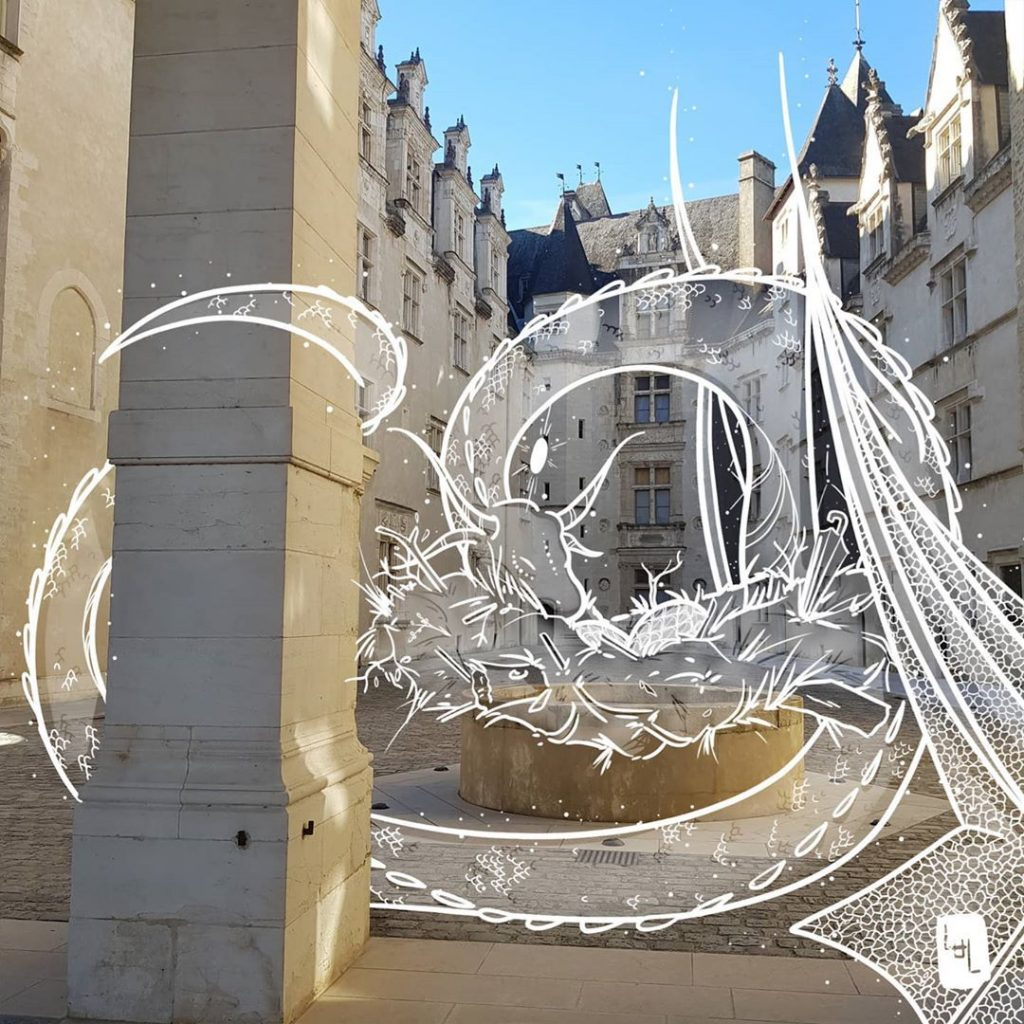 插畫,攝影,設計,法國,Julie Doumenjou,城市美學新態度