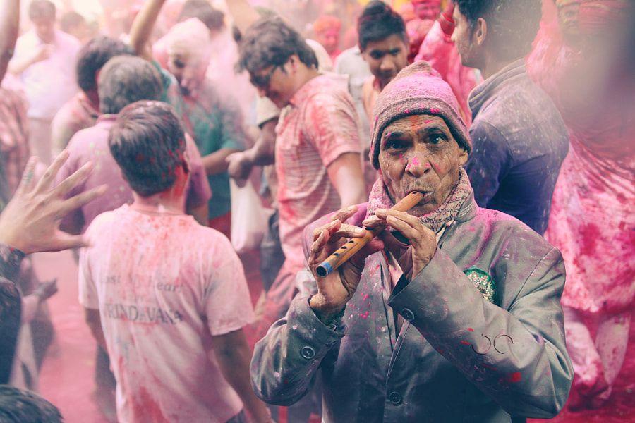 印度,灑紅節,五彩節,侯麗節,Holi,旅遊,城市,攝影,城市美學新態度