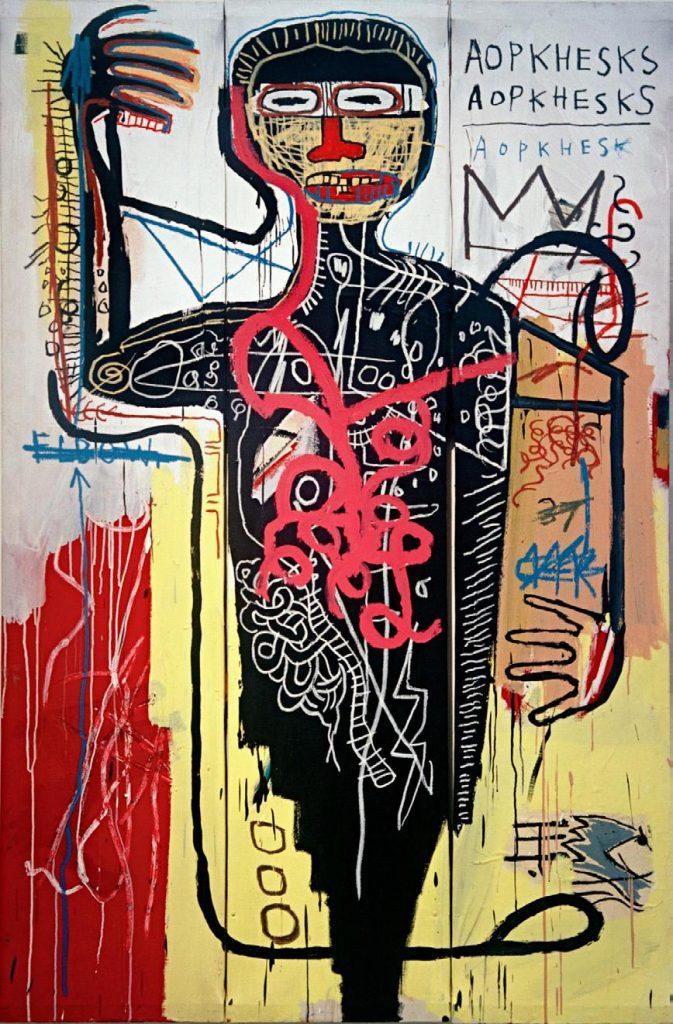 National Gallery of Victoria,NGV, Versus Medici,Jean-Michel Basquiat,塗鴉,當代藝術