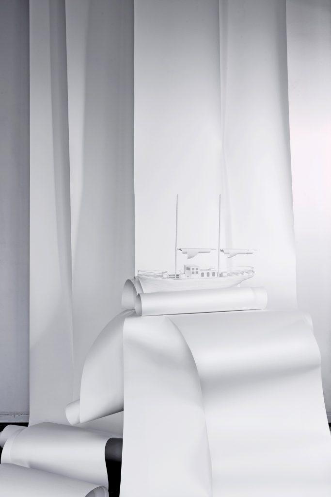 紙雕,Pratìc Design,羅馬建築,,紙媒材,魔幻寫實,立體紙藝