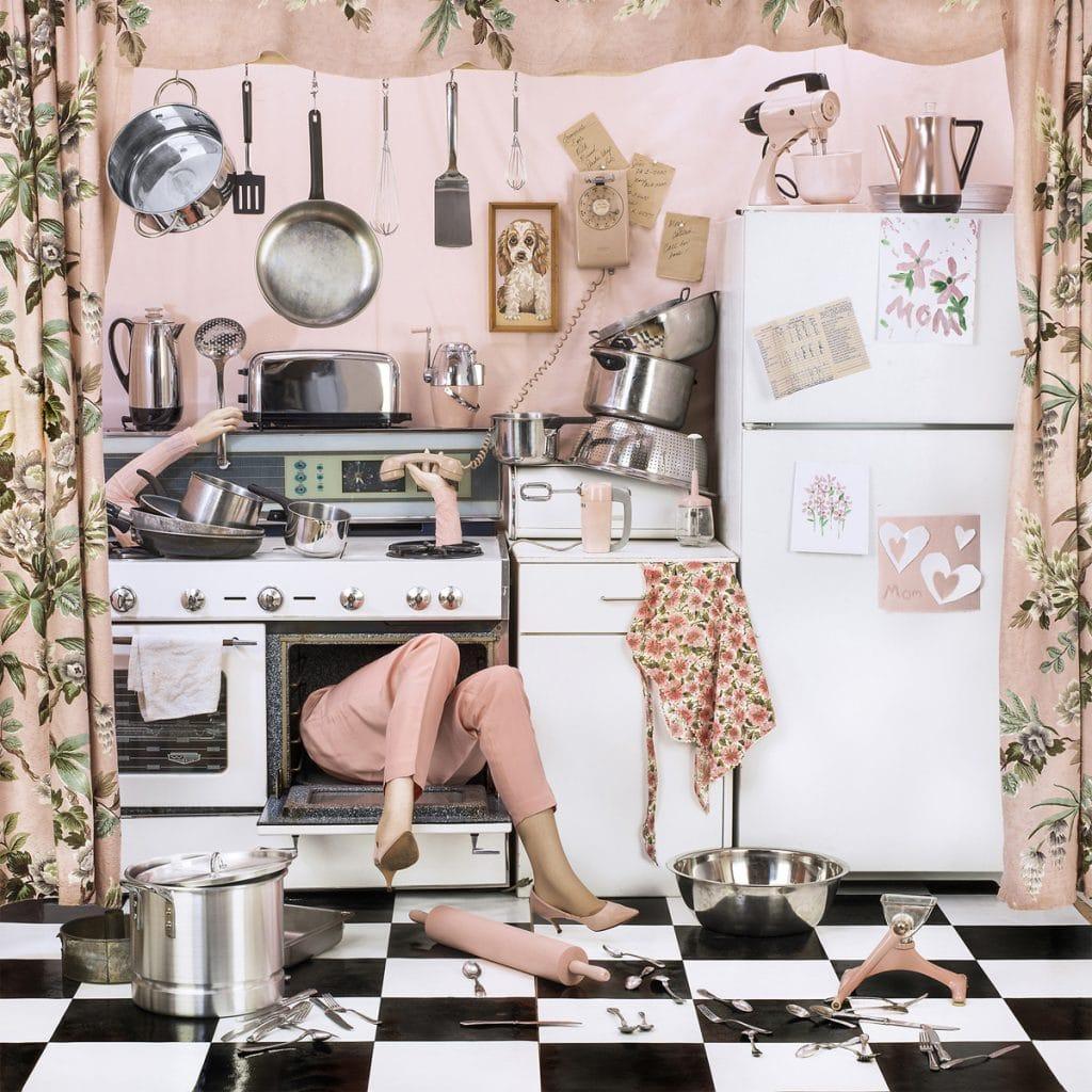 Patty Carroll,攝影,女性,完美主義,人體模型