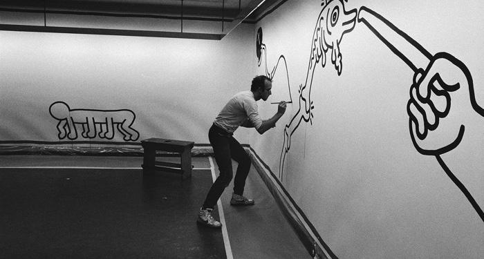 新普普藝術,Keith Haring,基金會,社會正義