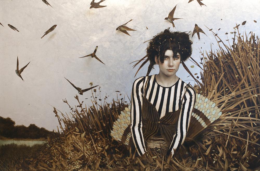 藝術家Brad Kunkle
