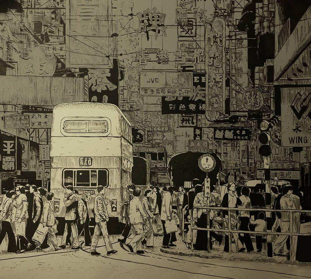 香港插畫師 Pen So