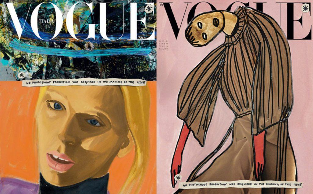 義大利版Vogue雜誌