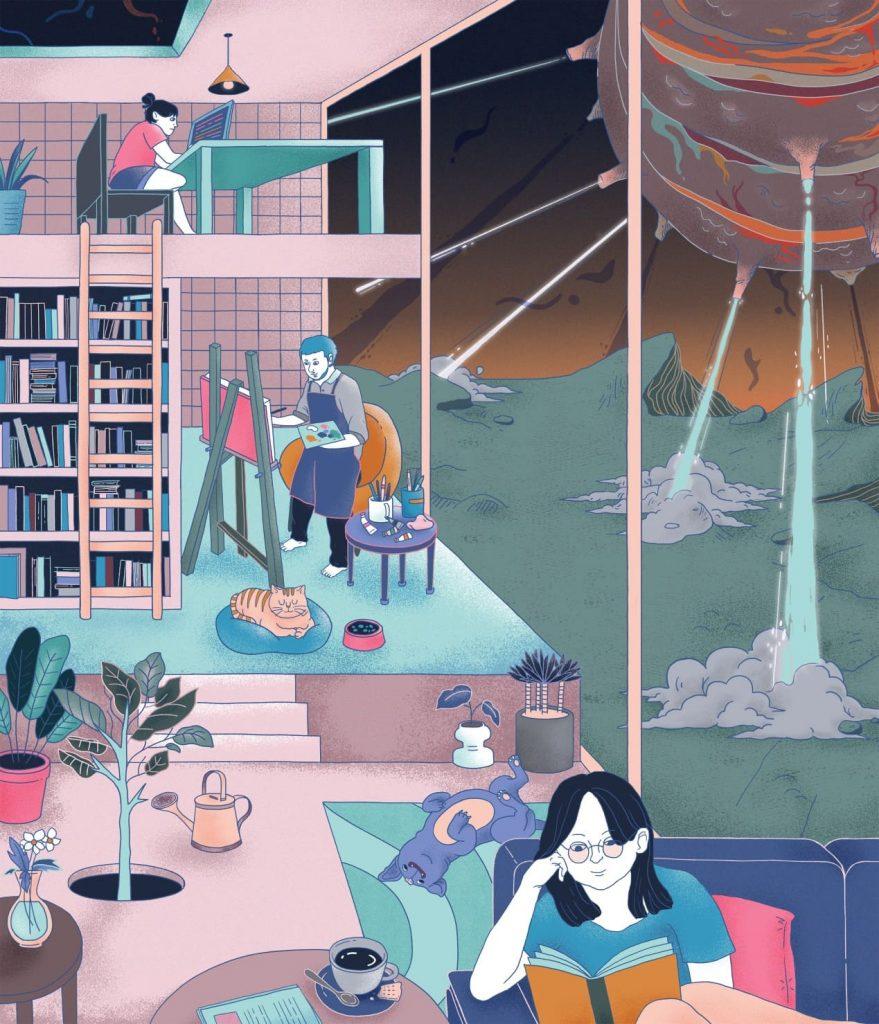 未來生活場域-廖珞安-防疫