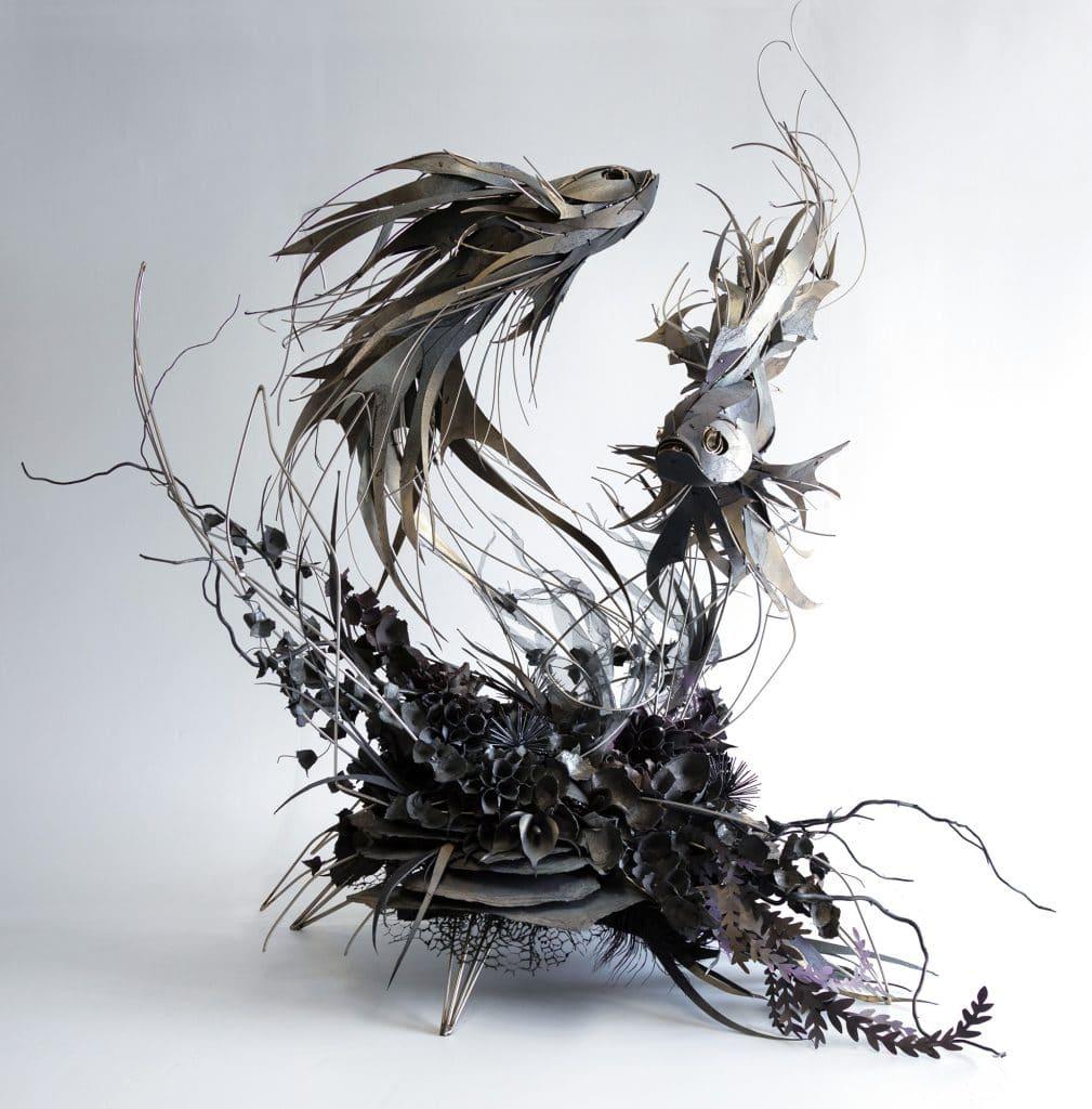 澳洲雕塑家Georgie Seccull