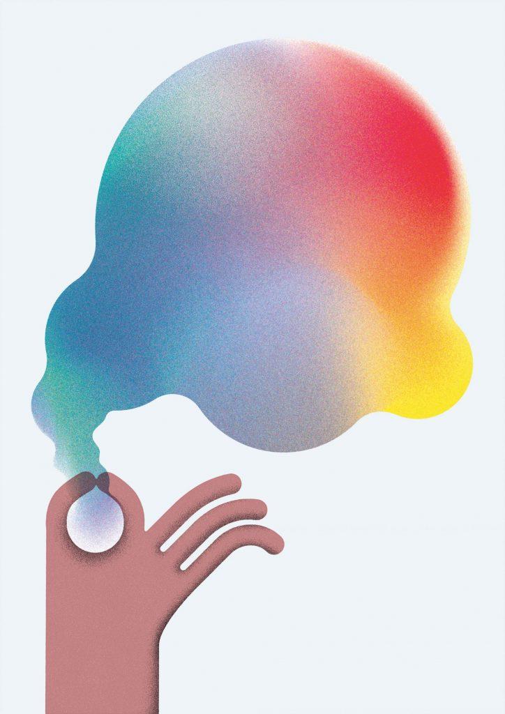 Julia Schwarz 數位 插畫