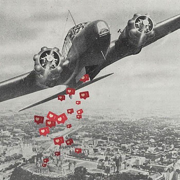 拼貼藝術家Mohanad Shuraideh