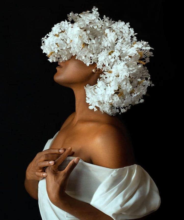 Fares Micue自我攝影肖像