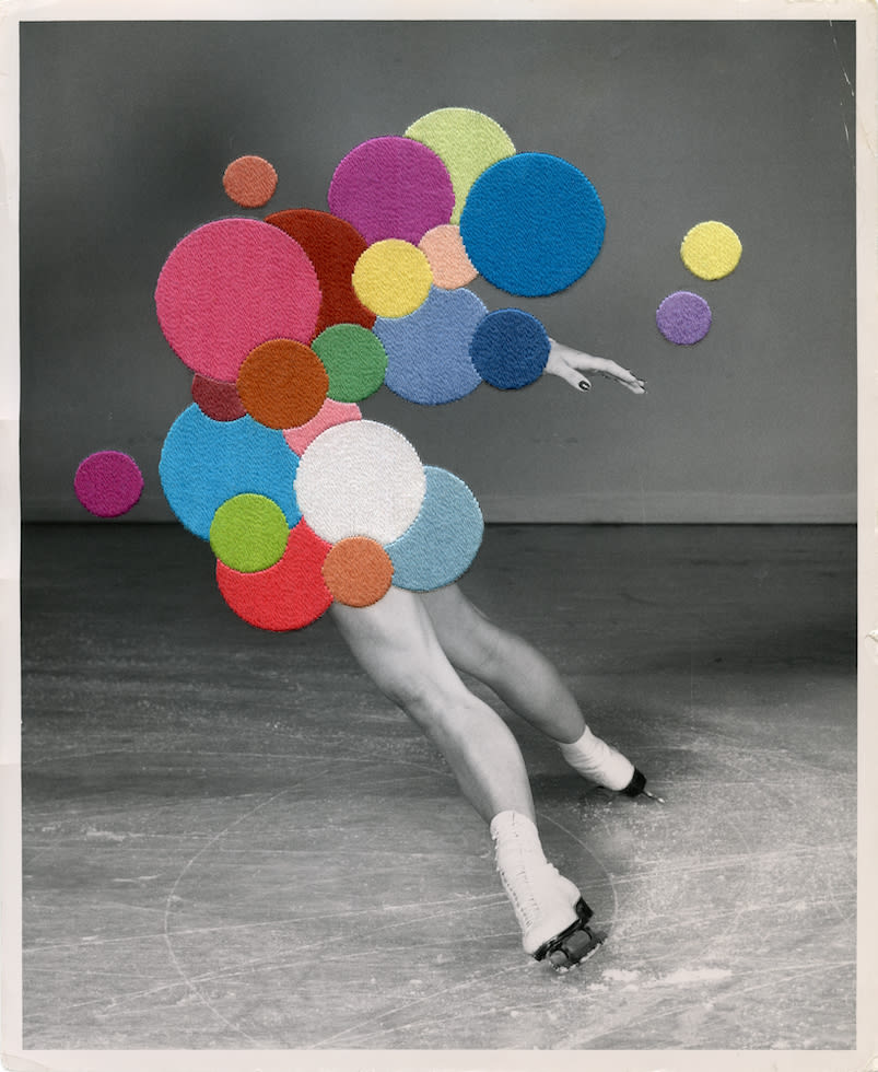 藝術家Julie Cockburn