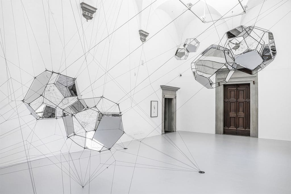 阿根廷當代藝術家Tomás Saraceno