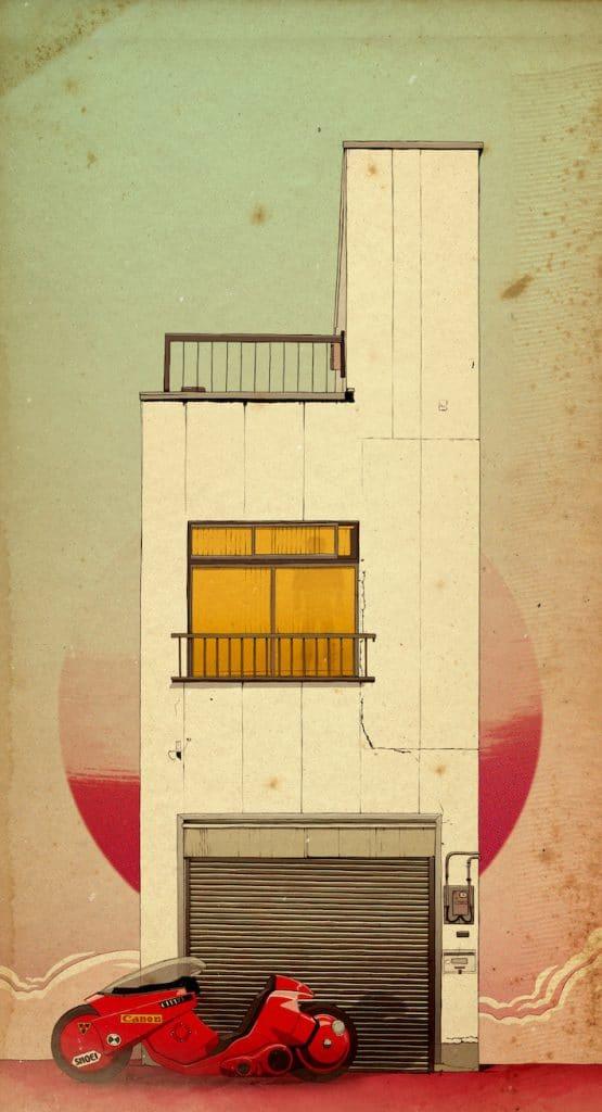 西班牙插畫家Oscar Llorens