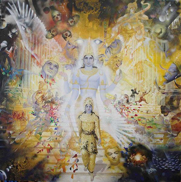 印度史詩《摩訶婆羅多》