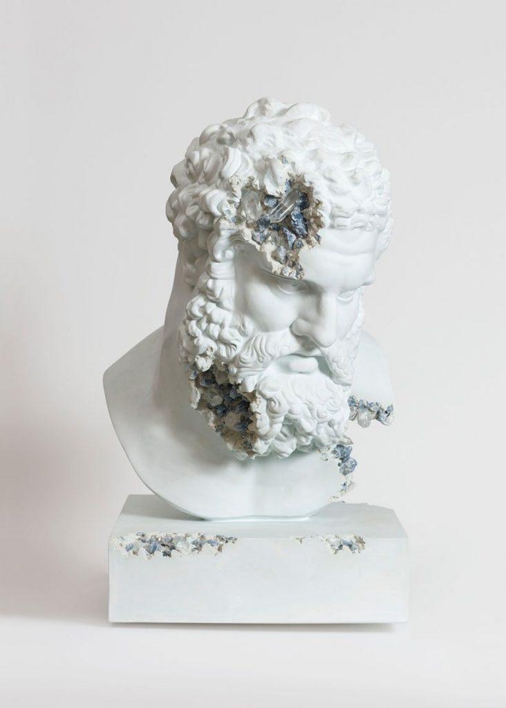 藝術家Daniel Arsham