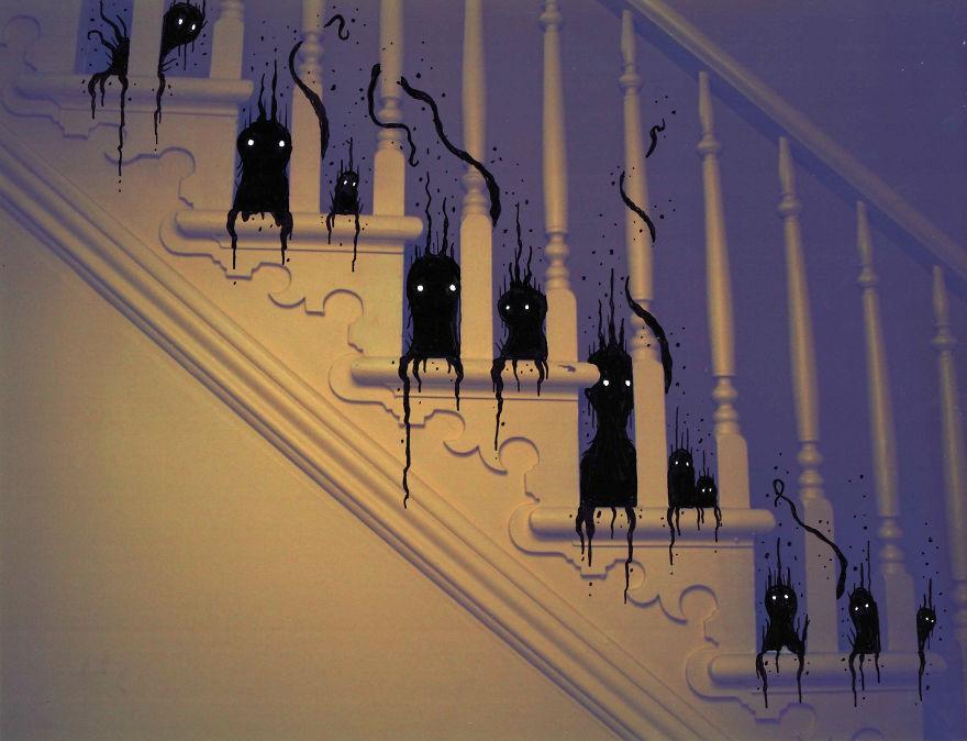 Mark S. Gagne 數位插畫