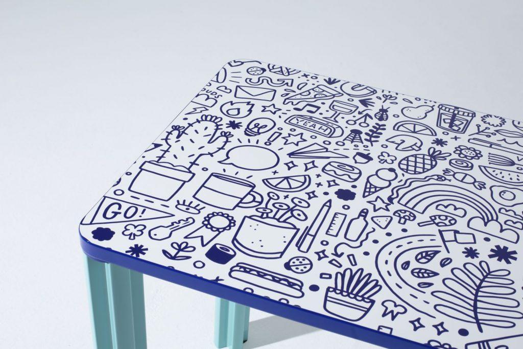 Steph Stilwell Daydream Desk