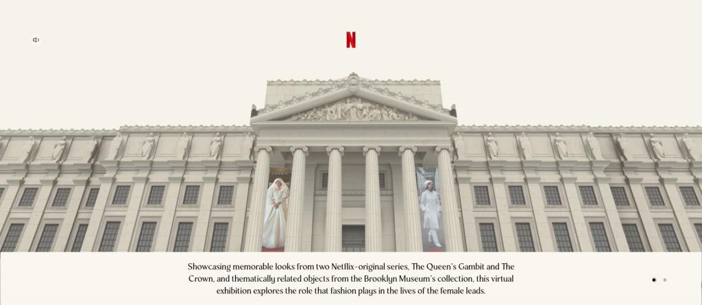 布魯克林博物館虛擬展