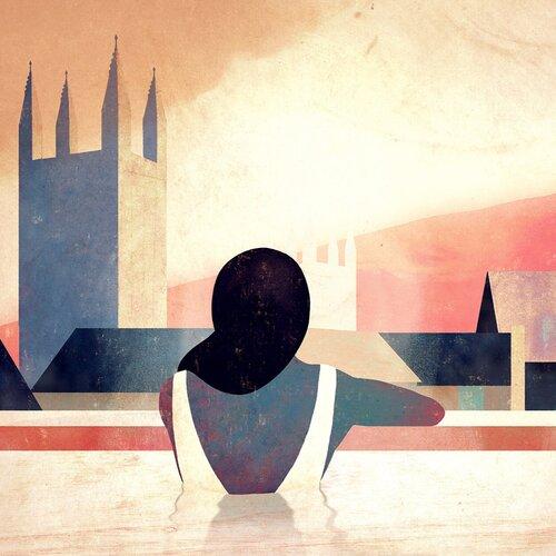 英國插畫家Owen Gent