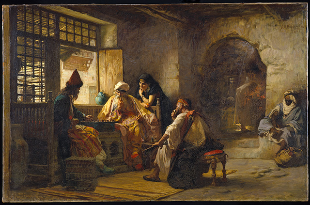 古埃及棋盤遊戲塞尼特棋