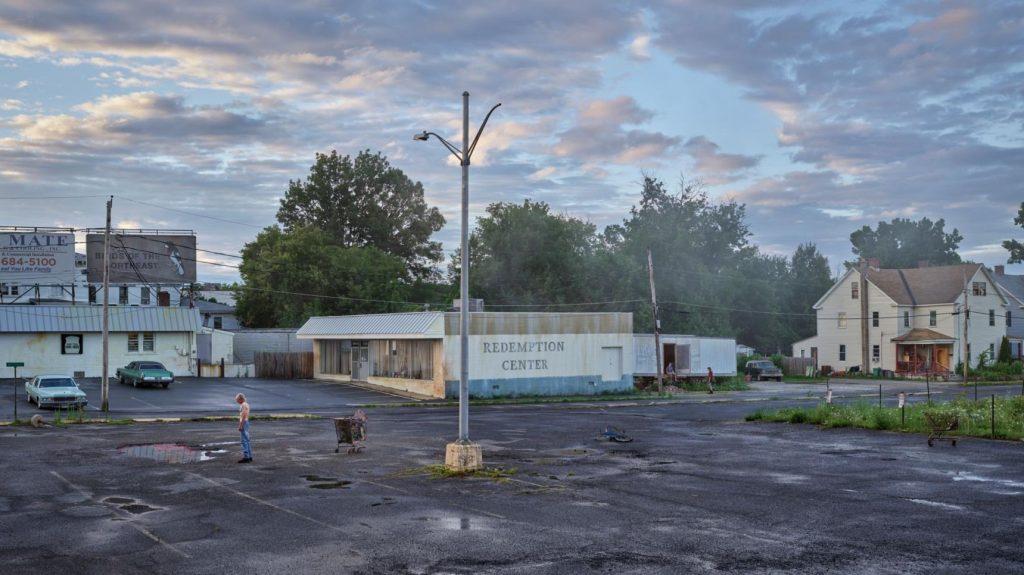 Redemption Center, Gregory Crewdson