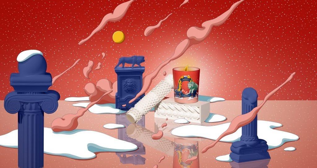 法國藝術家Ugo Gattoni