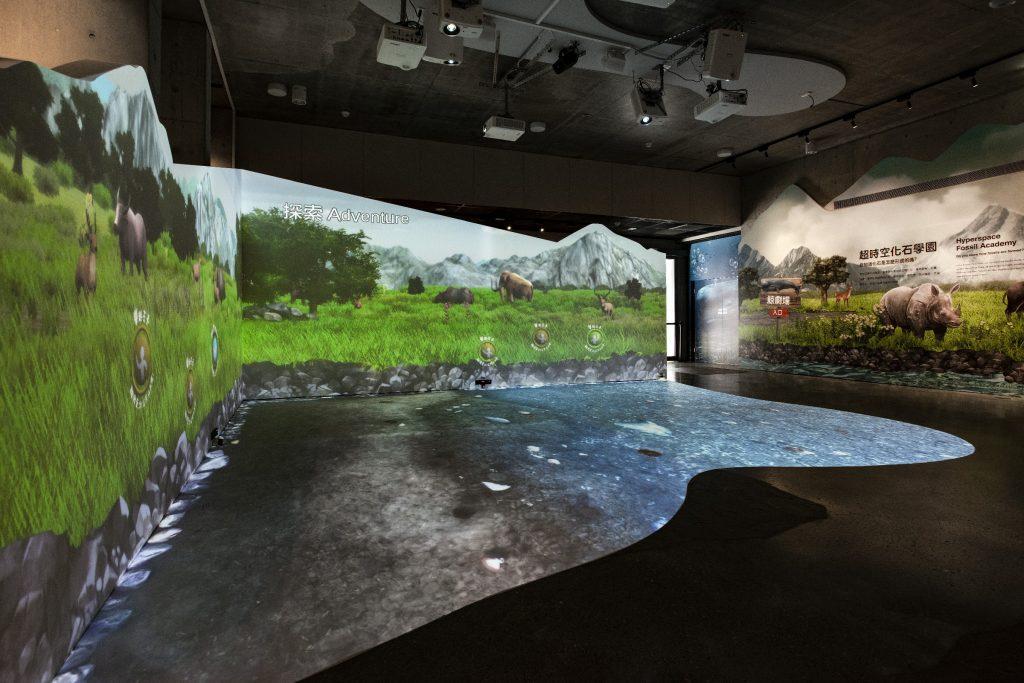 超時空化石學園