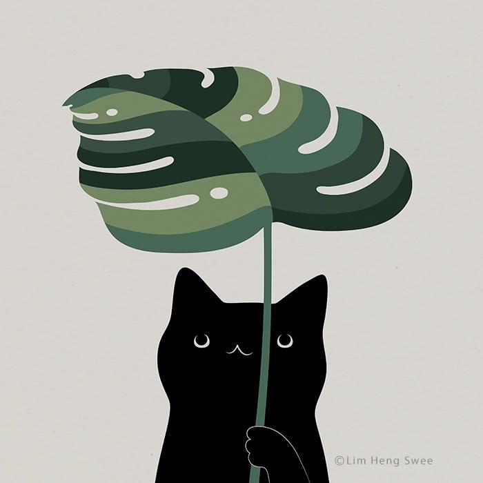 馬來西亞插畫家林行瑞