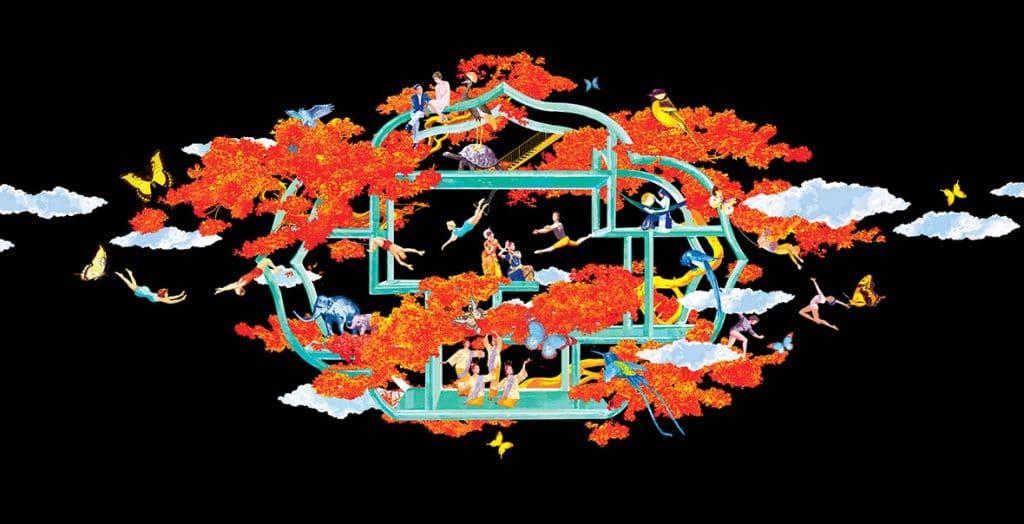 中國藝術家Trajan