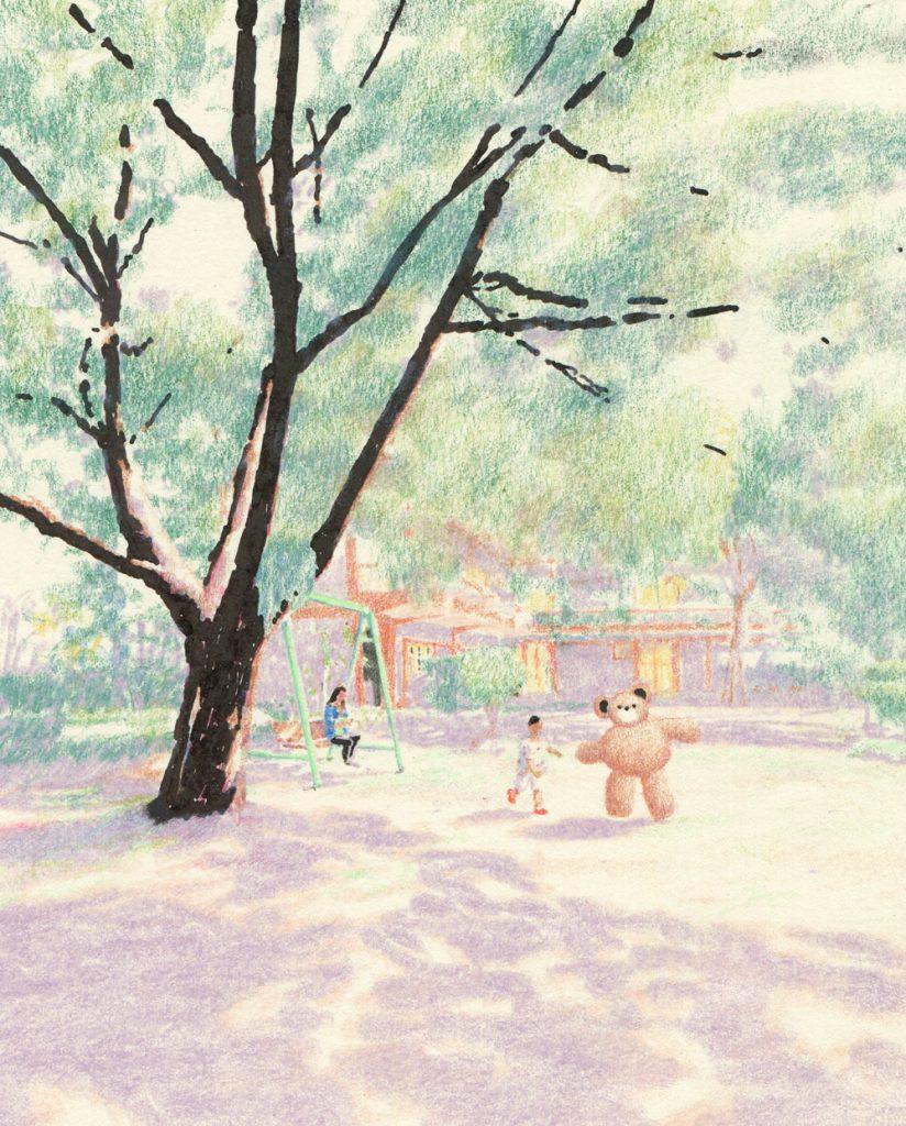 南韓插畫家Kyutae Lee