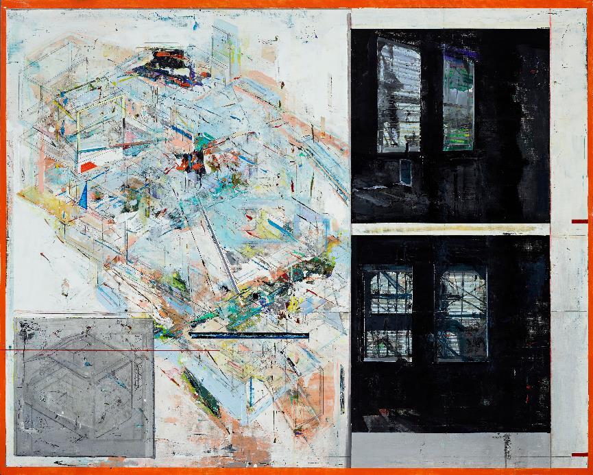 陳建榮,〈Landscape 140〉 北美館 年度個展