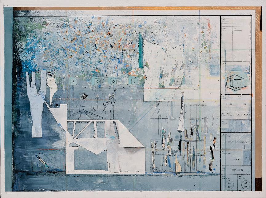 陳建榮,〈Landscape 138〉 北美館 年度個展