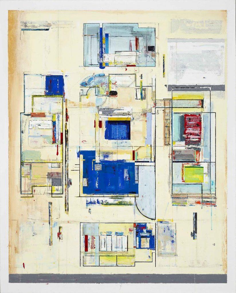 陳建榮,〈Aircraft 22〉 北美館 年度個展