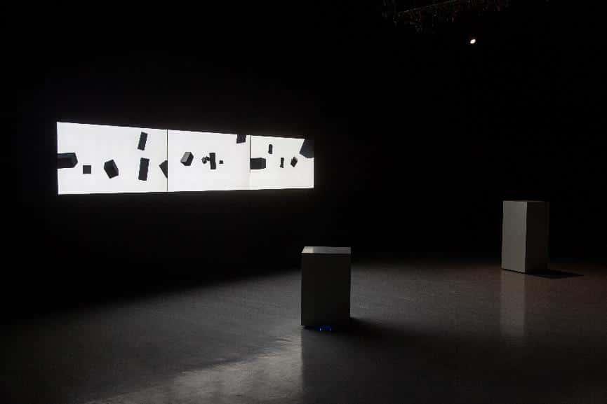 鄭先喻,〈invariable variation〉 北美館 年度個展