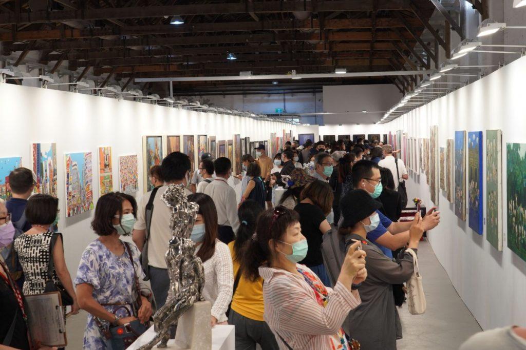 台北新藝術博覽會NFT加密藝術